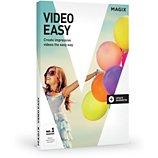 Logiciel de photo/vidéo Magix Video easy 2017