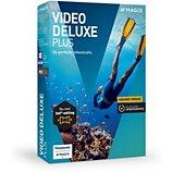 Logiciel de photo/vidéo Magix Video deluxe Plus 2017