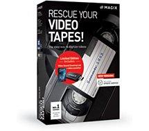 Logiciel de photo/vidéo Magix  SOS Cassettes vidéo ! Box - FR