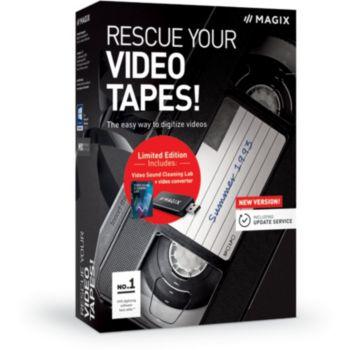Magix SOS Cassettes vidéo ! Box - FR