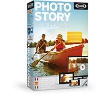 Logiciel de photo/vidéo Magix Photostory 2015 deluxe