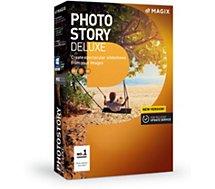 Logiciel de photo/vidéo Magix Photostory Deluxe 2017
