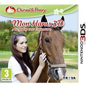 Jeu 3DS Koch Media Mon Haras 3D Au Galop Vers L'Aventure