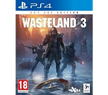Jeu PS4 Koch Media  WASTELAND 3 D1 ED. P4 VF