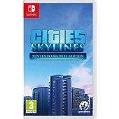 Jeu Switch Koch Media Cities : Skylines