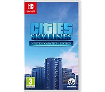 Jeu Switch Koch Media Cities : Skylines