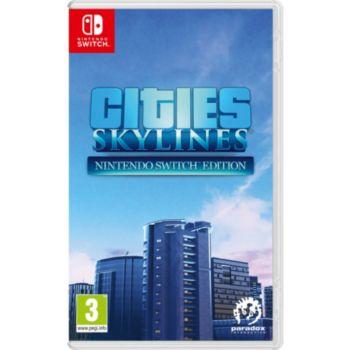 Koch Media Cities : Skylines