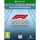 Jeu Xbox One Koch Media F1 2019 - Edition Anniversaire