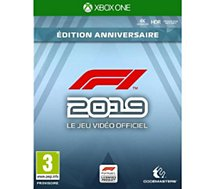 Jeu Xbox One Koch Media F1 2019 - Edition Anniversaire