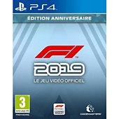 Jeu PS4 Koch Media F1 2019 - Edition Anniversaire