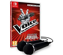 Jeu Switch Koch Media The Voice 2019 + 2 Micros