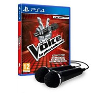 Jeu PS4 Koch Media The Voice 2019 + 2 Micros