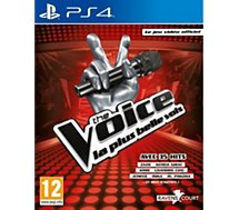 Jeu PS4 Koch Media  The Voice 2019