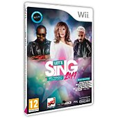 Jeu Wii Koch Media Let's Sing 2019 Hits