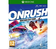 Jeu Xbox One Koch Media  OnRush