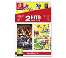Jeu Switch Koch Media Sonic Forces + PuyoPuyo Tetris
