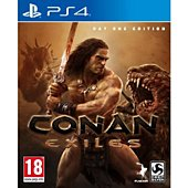 Jeu PS4 Koch Media Conan Exiles Day One Edition
