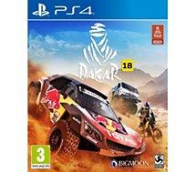 Jeu PS4 Koch Media Dakar 18