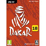 Jeu PC Koch Media  Dakar 18