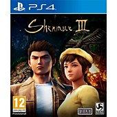Jeu PS4 Koch Media Shenmue 3