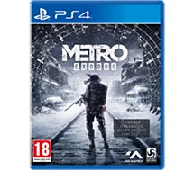 Jeu PS4 Koch Media Metro Exodus