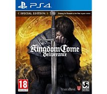Jeu PS4 Koch Media  Kingdom Come Deliverance Edition Limitée