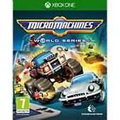 Jeu Xbox One Koch Media Micro Machines World Series