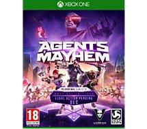Jeu Xbox One Koch Media Agents Of Mayhem