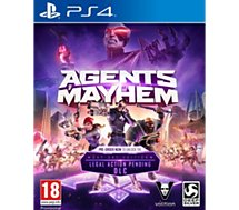 Jeu PS4 Koch Media Agents Of Mayhem