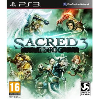 Koch Media Sacred 3 First Edition