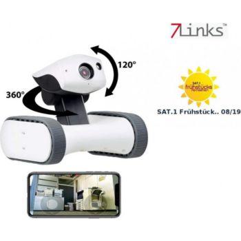 7links 7links Robot Caméra, le petit robot qui