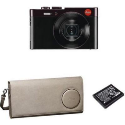 appareil photo compact leica avec cran simple boulanger. Black Bedroom Furniture Sets. Home Design Ideas