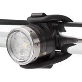 Lampe Led Lenser FEU POSITION DE VELO B2R NOIR