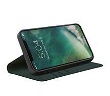 Etui Xqisit  iPhone 12 mini Eco vert