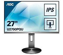 Ecran PC 4K AOC  U2790PQU