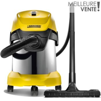 karcher wd3 premium aspirateur eau et poussi re boulanger. Black Bedroom Furniture Sets. Home Design Ideas