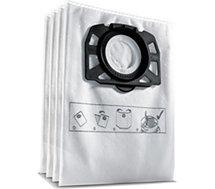 Sac aspirateur Karcher  sachet filtre WD4, WD5, WD6