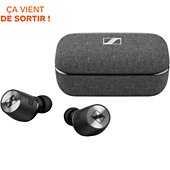 Ecouteurs Sennheiser Momentum True Wireless 2 Noir