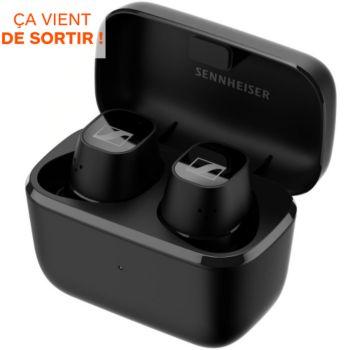 Sennheiser CX Plus True Wireless Noir