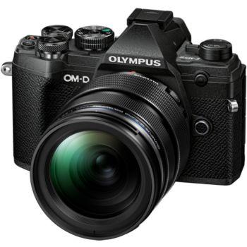 Olympus E-M5 Mark III Noir + 12-40mm EZ Noir
