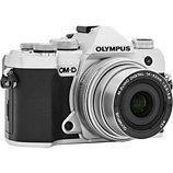 Appareil photo Hybride Olympus  E-M5 Mark III Silver + 14-42mm EZ Silver