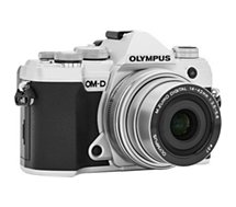 Appareil photo Hybride Olympus  E-M5 Mark III Silver + 14-42mm EZ Silver