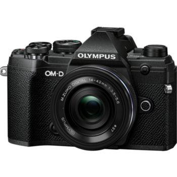 Olympus E-M5 Mark III Noir + 14-42mm EZ Noir