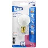 Ampoule Xavax four E14 40W