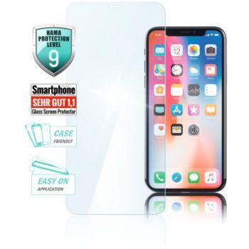 Hama iPhone X/Xs Verre trempé