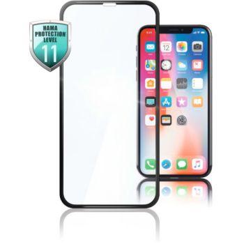 Hama iPhone Xr Verre trempé integral