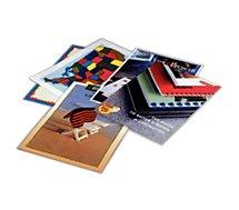 Consommable de bureau pour plastifieuse Centra Pochettes 100 A4 boîte de 100