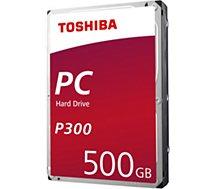 Disque dur interne Toshiba  3.5'' 500 Go P300