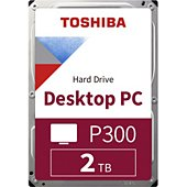 Disque dur interne Toshiba 3.5'' 2To P300