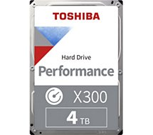 Disque dur interne Toshiba  3.5'' 4To X300